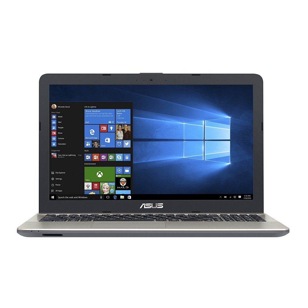 "ASUS A541UV I3-6006U 4GB 500GB 2GB VGA 15.6"" WITH BAG & MOU BLACK"