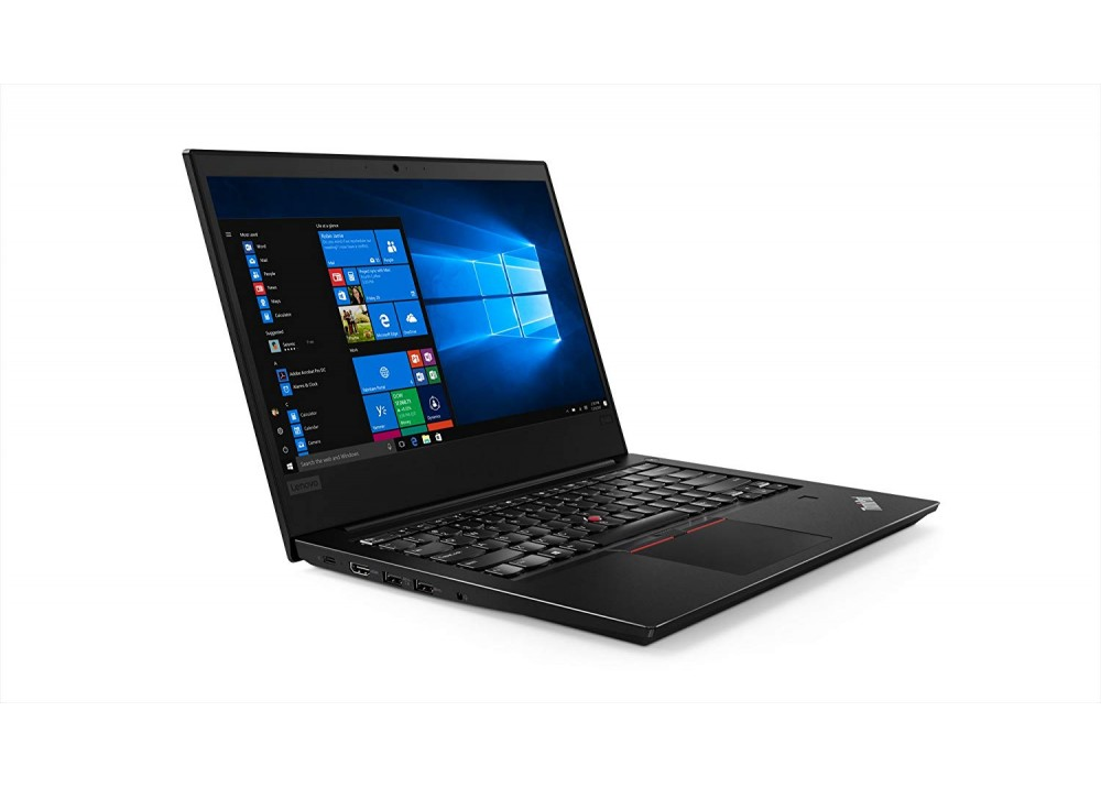 """LENOVO LAPTOP THINKPAD E580 I3-8130U 4GB 500GB 15.6"""" HD BLACK"""