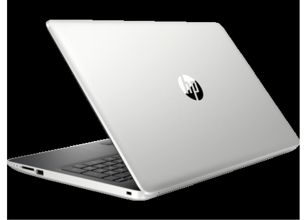 """HP LAPTOP 15-DA0115NIA I7-8550U 8GB 1TB 4D 15.6"""" FHD SILVER"""