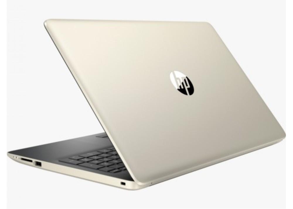 """HP LAPTOP 15-DA0116NIA I7-8550U 8GB 1TB 4D 15.6"""" FHD GOLD"""