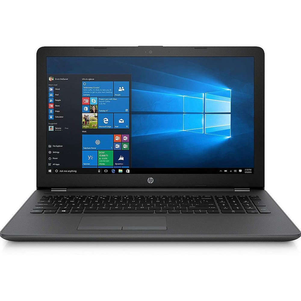 "HP LAPTOP NOTEBOOK 250 G6 I3-7020U 4GB 1TB 15.6"" HD BLACK"