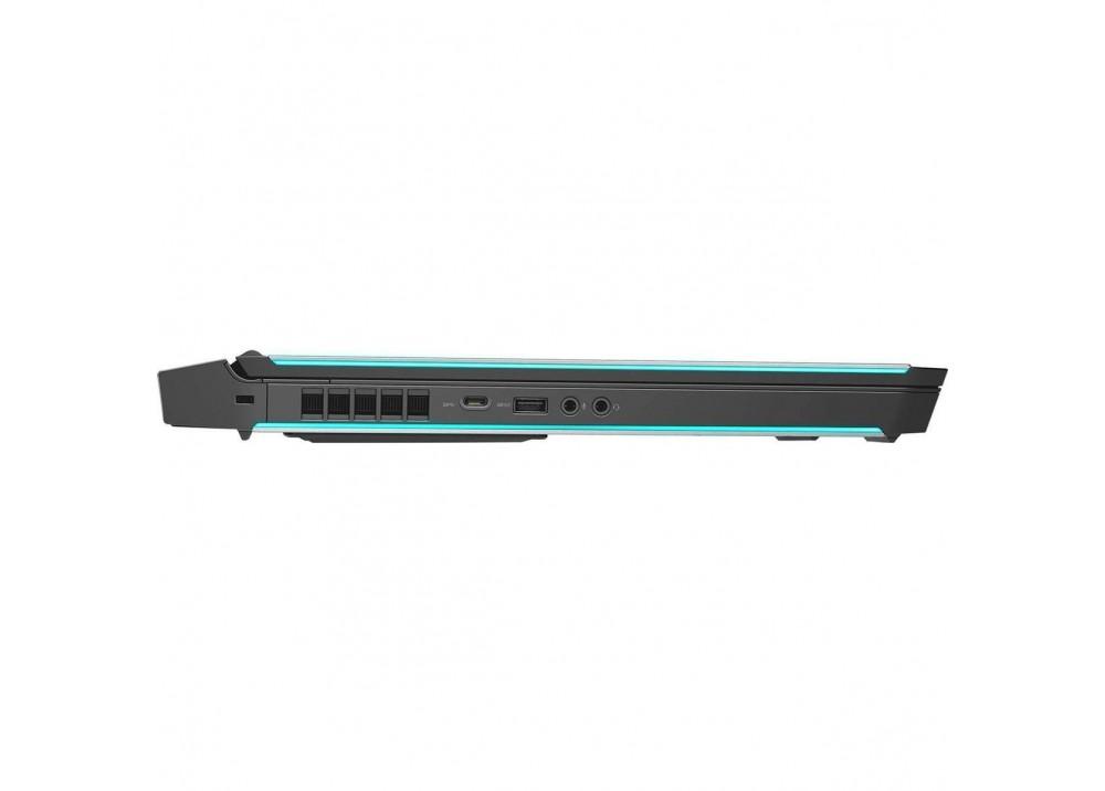 """DELL GAMING LAPTOP ALIENWAR R5 I7-8750H 16GB 1TB+8GB SSD 8D 17.3"""" FHD WIN10 BLACK"""