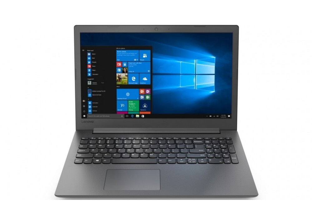 "LENOVO LAPTOP IDEA PAD130 I3-7020U 4GB 1TB 15.6"" HD BLACK"