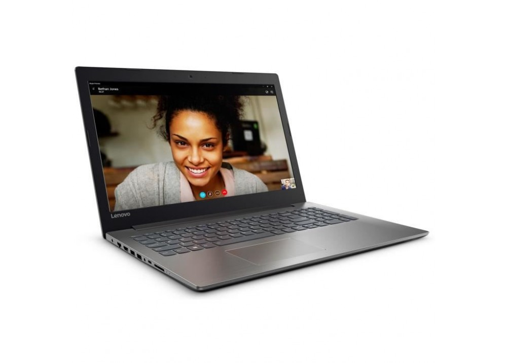 "LENOVO LAPTOP IDEA PAD320 I3-6006U 8GB 1TB 2D VGA 15.6"" FHD BLACK"