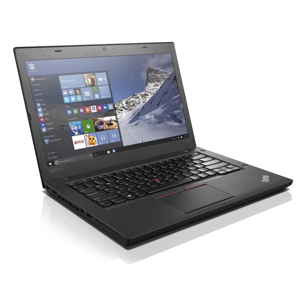 "LENOVO LAPTOP T560 I5-6300U 4GB 500GB 15.6"" HD BLACK"