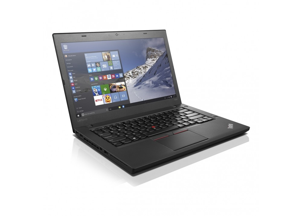 "LENOVO LAPTOP T560 I5-6300U 4GB 500GB 15.6"" HD BLACK"