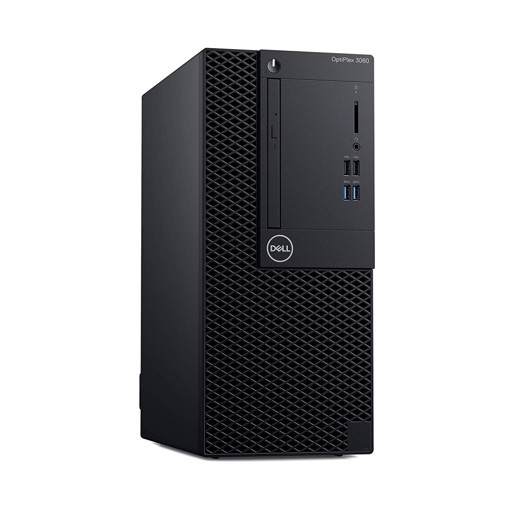 DELL DESKTOP COMPUTER OPTIPLEX 3060 I3-8100 4GB 1TB BLACK