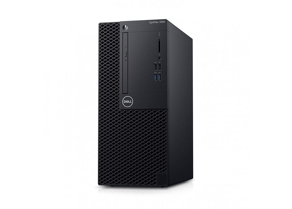 DELL DESKTOP COMPUTER OPTIPLEX 3060 I3-8100 4GB 1TB BLACK