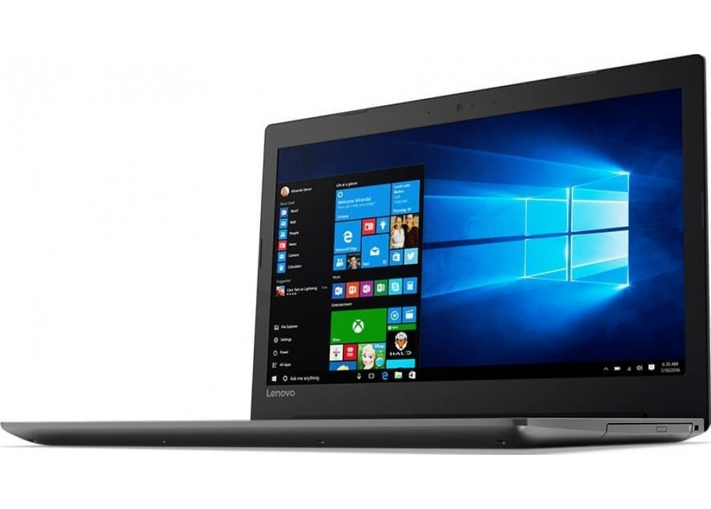 "LENOVO LAPTOP IDEA PAD330 I3-7020U 4GB 500GB 15.6"" HD BLACK"