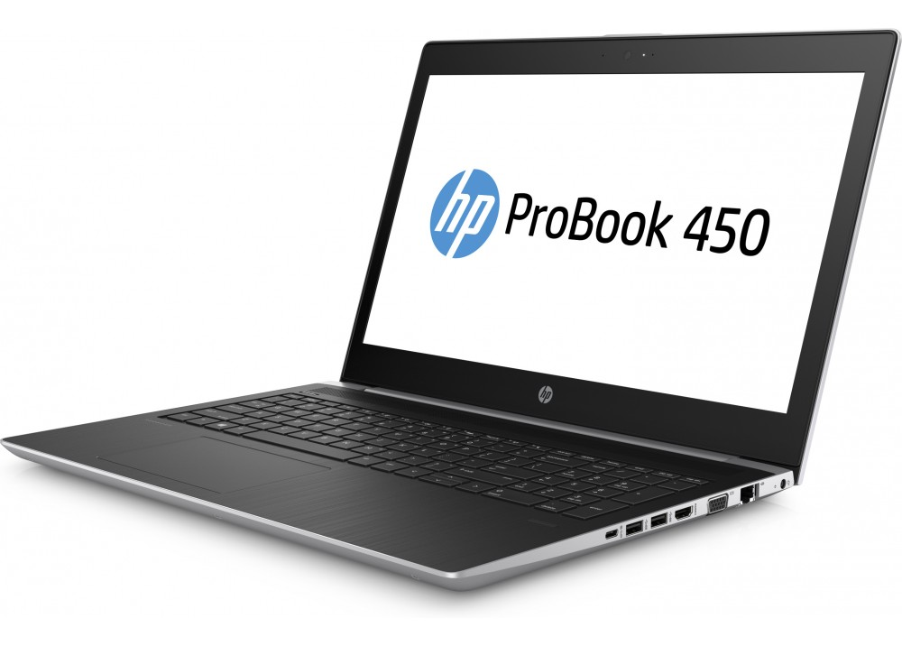 "HP LAPTOP PROBOOK 450 G5 I5-8250U 4GB 1TB 2D VGA 15.6"" HD SILVER"
