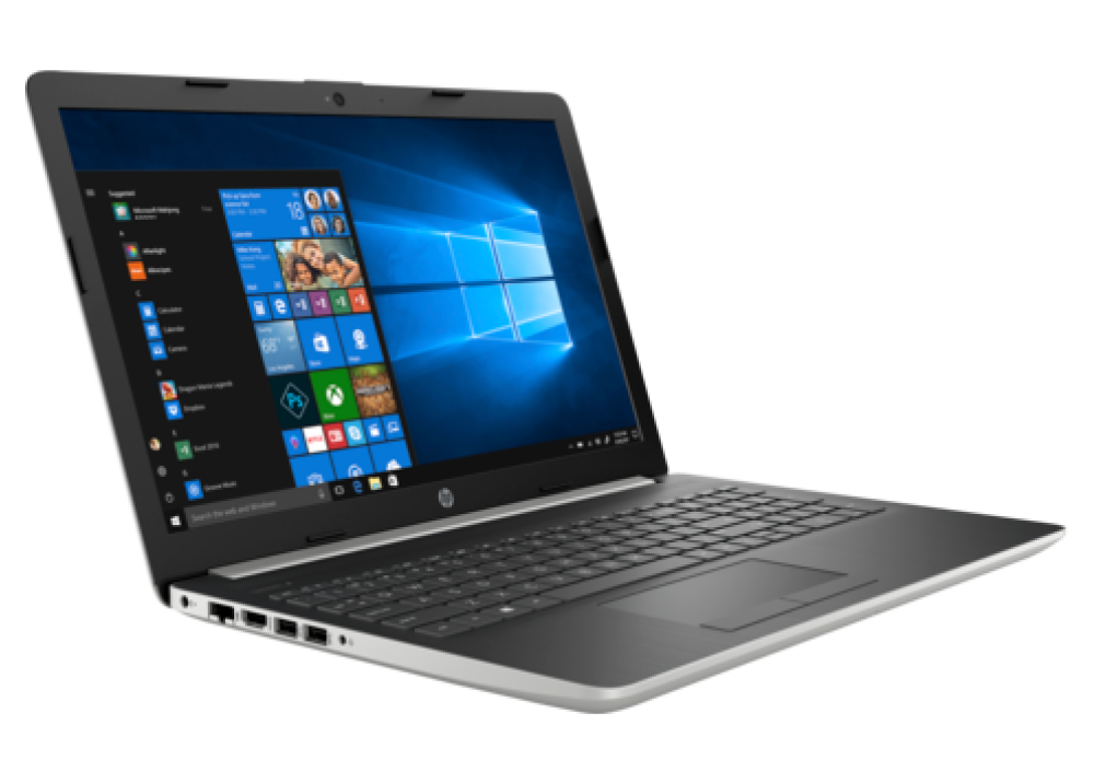 "HP NOTEBOOK 15-DA0022NE I5-8250U 8GB 1TB 4D VGA 15.6"" SILVER"