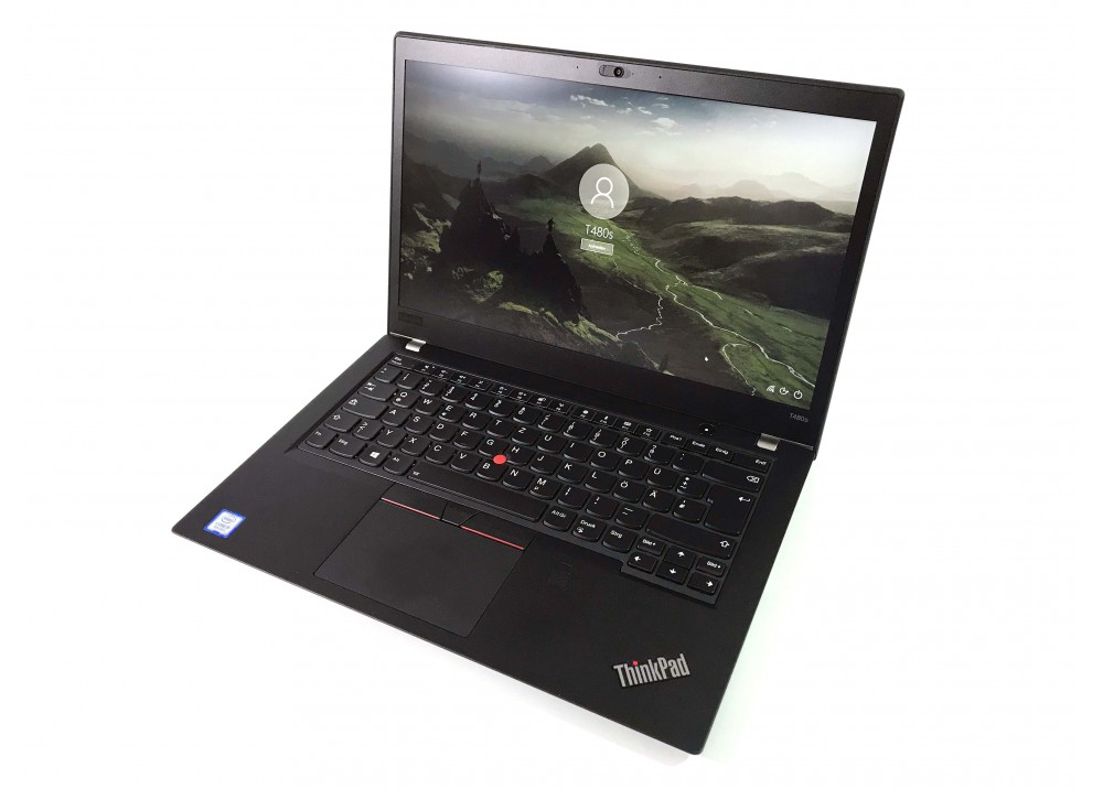 "LENOVO THINKPAD E480 I5-8250U 8GB 1TB 2D VGA 15.6"" BLACK"