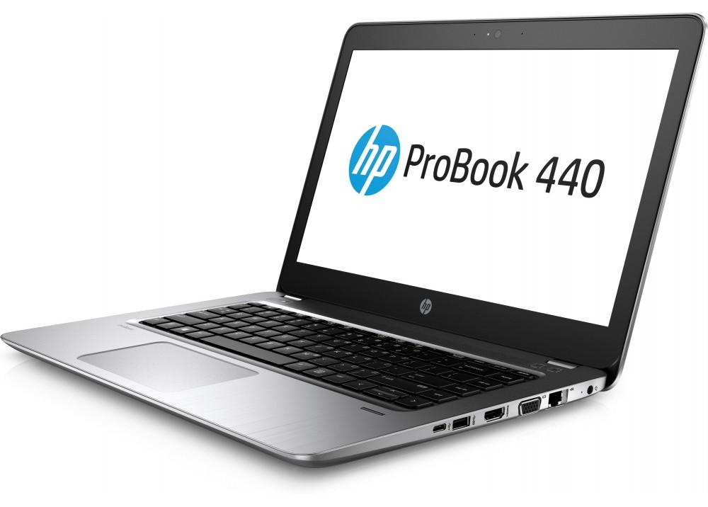 "HP PROBOOK 440 G4 I7-7500U 8GB 256 SSd 14"" FHD WIN10 SILVER"
