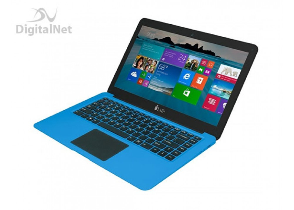 "I-LIFE ZED AIR MINI QC1.33 2GB  32GB 10.6"" BLUE"