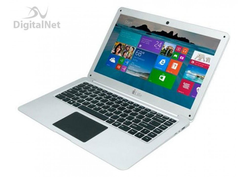 "I-LIFE ZED AIR MINI QC1.33 2GB  32GB 10.6"" SILVER"