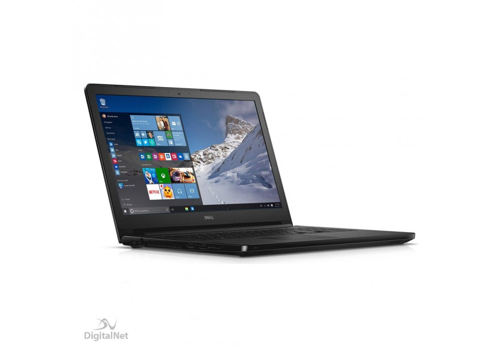 "DELL INS-5567 I5-7200U 4GB 1TB 2GB VGA 15.6"" BLACK"