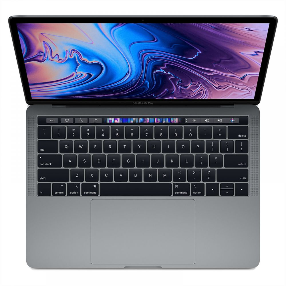 "APPLE MACBOOK PRO MR9Q2 I5-TOUCH ID 8GB 256GB SSD 13.3"" RETINA TOUCH BAR GRAY"