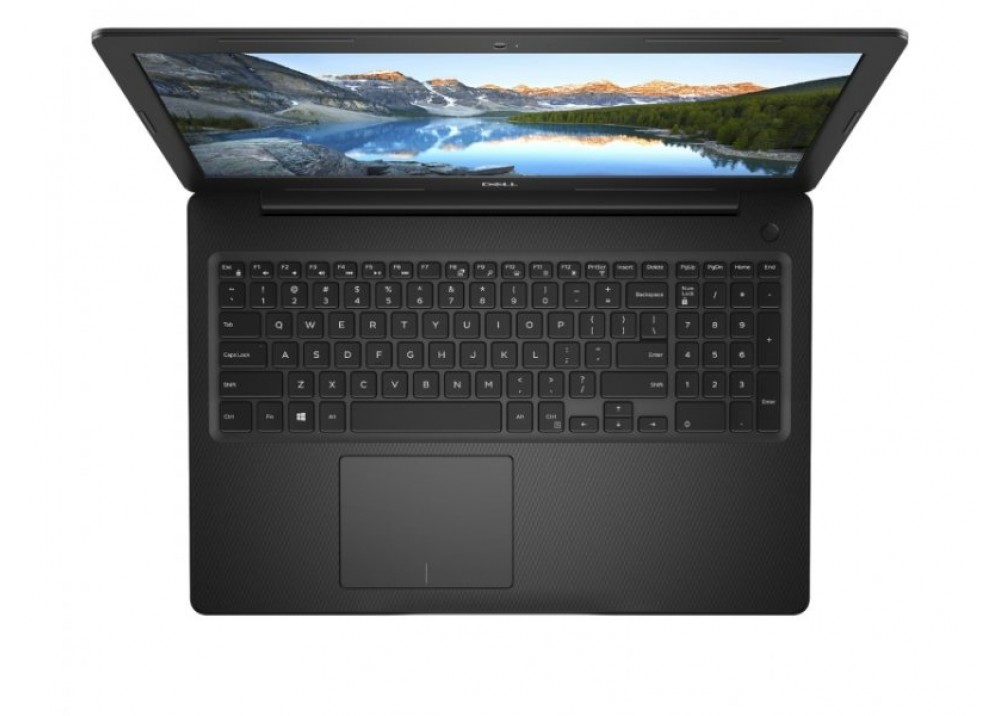 "DELL LAPTOP INS 15-3580 I7-8565U 8GB 1TB 2D VGA 15.6"" FHD BLACK"