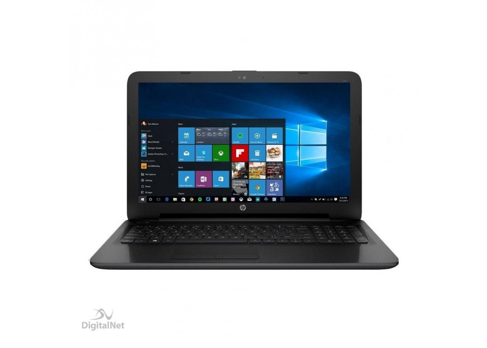 HP 250 G5 i3 5005U 4GB 1TB DOS BLACK