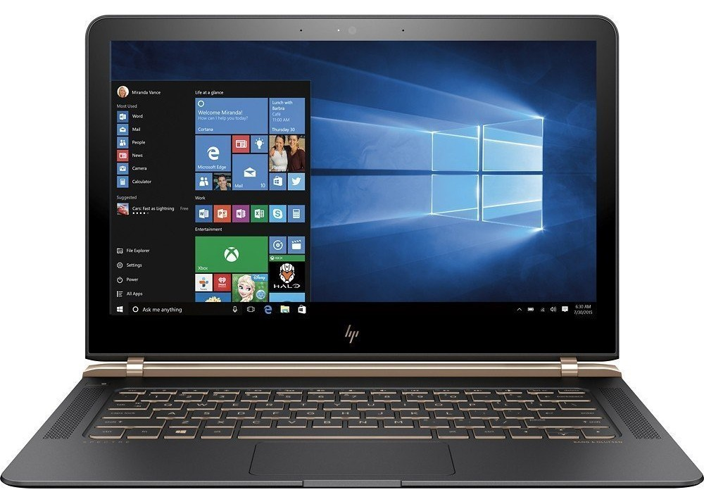 "HP 13 V101 i7-7500 8GB 512 SSD WIN10 13.3"" FULL HD"
