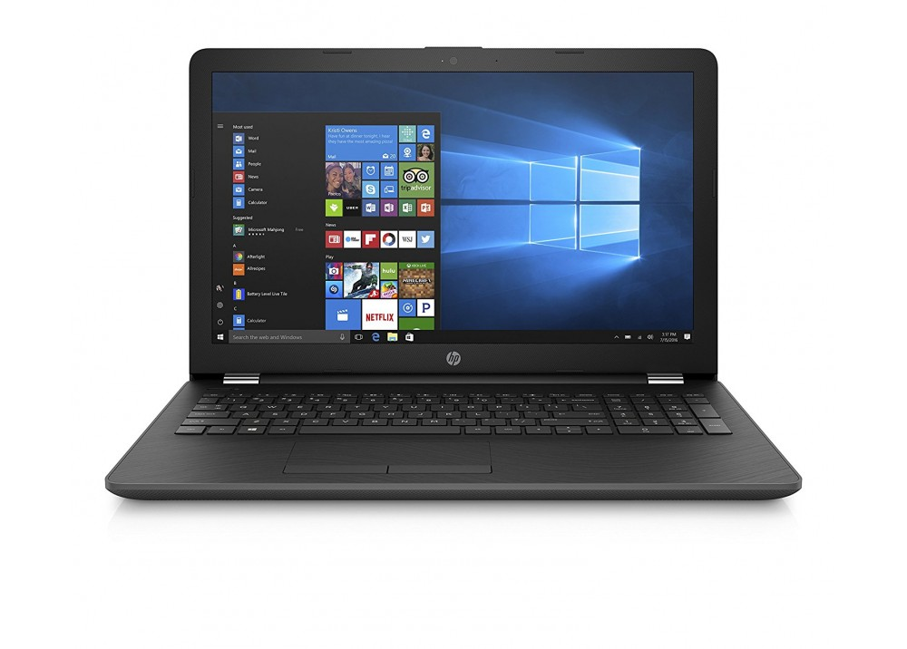 "HP NOTEBOOK 15 BS096 I3-6006U 4GB 500GB 15.6"" SILVER"