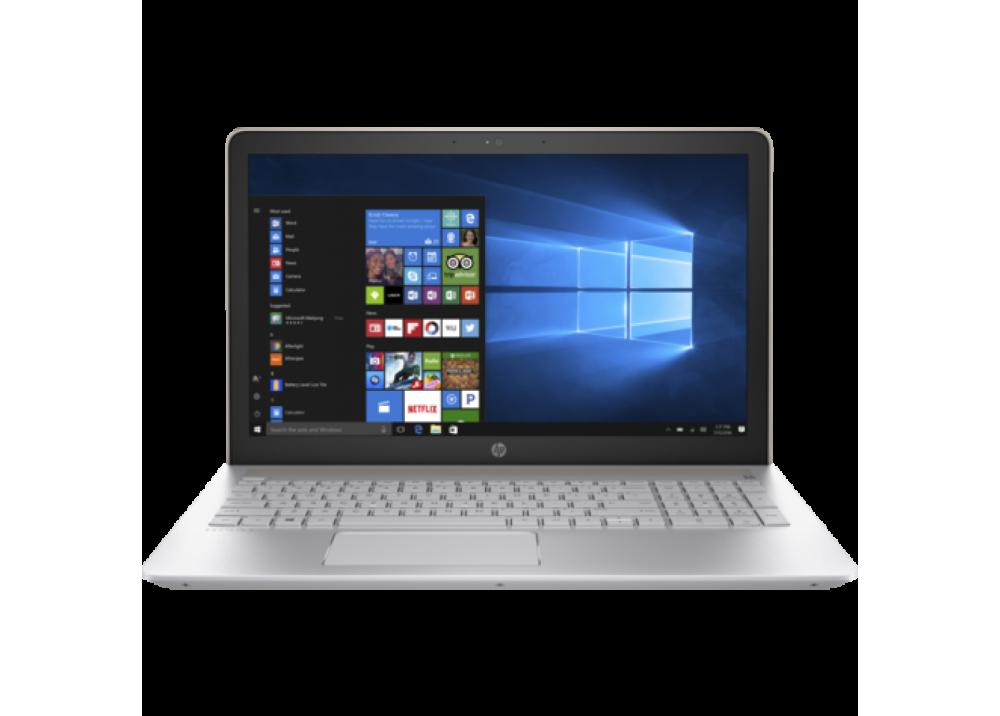 HP PAVILION 15-CC502NE i7-16GB 2TB + 128GB SSD 4GB VGA WIN 10 GOLD SILVER