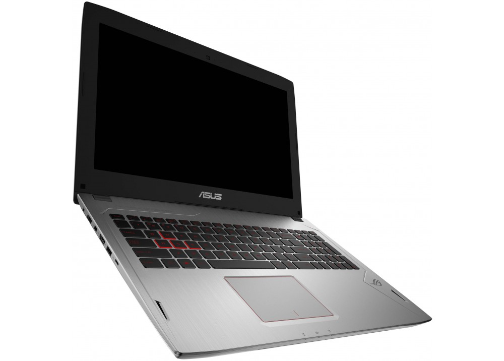 ASUS GAMING LAPTOP AS GL502VM I7 7700HQ 16GB 256SSD +1TB 6GB VGA 15.6'' FULL HD TITANIUM GOLD