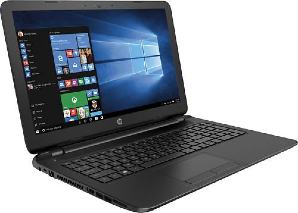 "HP LAPTOP 15-BW093NIA AMD A6-9220 4GB 1TB 2D VGA 15.6"" BLACK"