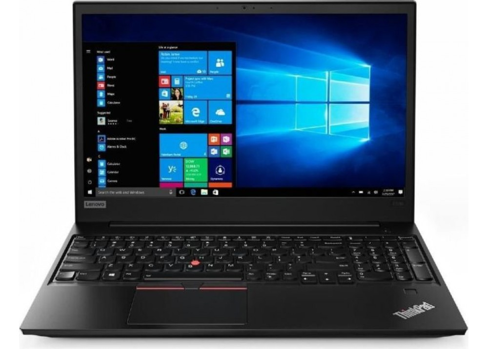"LENOVO THINKPAD E580 I5-8250U 4GB 500GB 2D VGA 15.6"" BLACK"