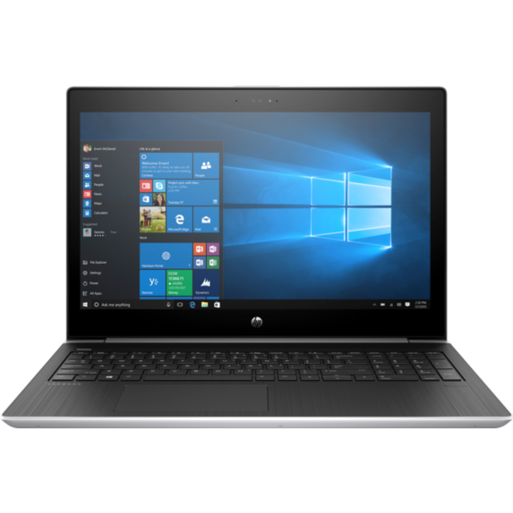 "HP LAPTOP PROBOOK 450 G5 I7-8550U 8GB 1TB 2D VGA 15.6"" SILVER WITH BAG"