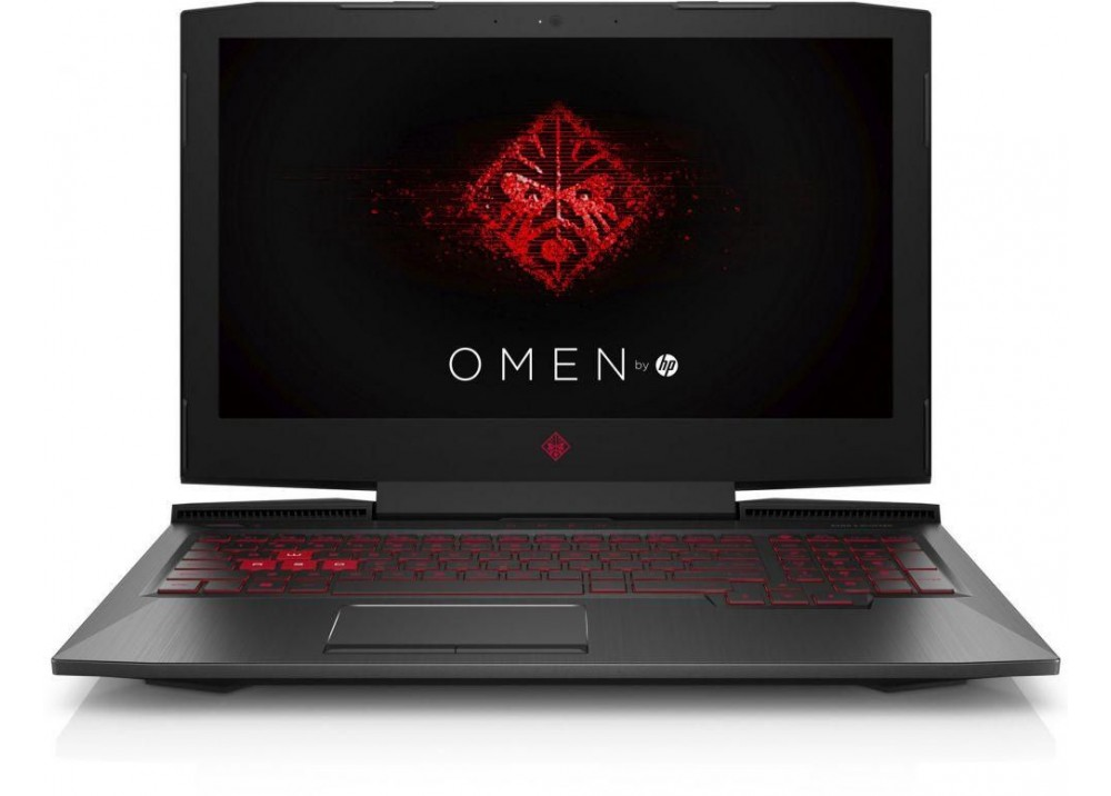 "HP LAPTOP OMEN 17-AN008NE I7-7700HQ 16GB 2TB + 256GB SSD 8GB VGA 17.3"" WIN 10 BLACK"