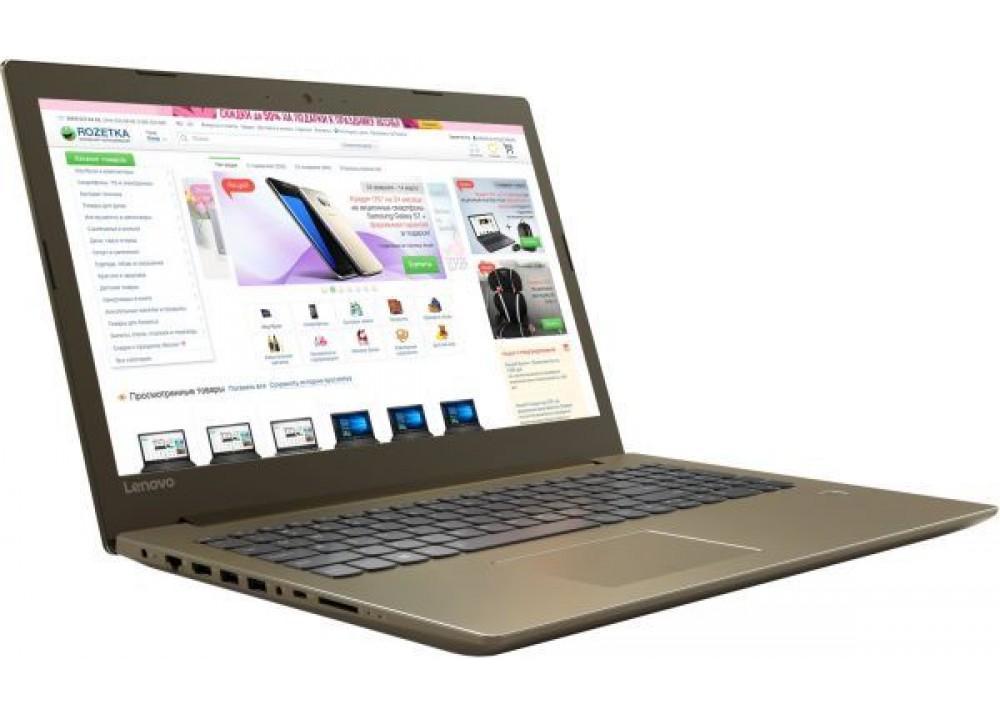 "LENOVO LAPTOP I520 I5-8250U 8GB 1TB 4D VGA 15.6"" FHD BRONZ"