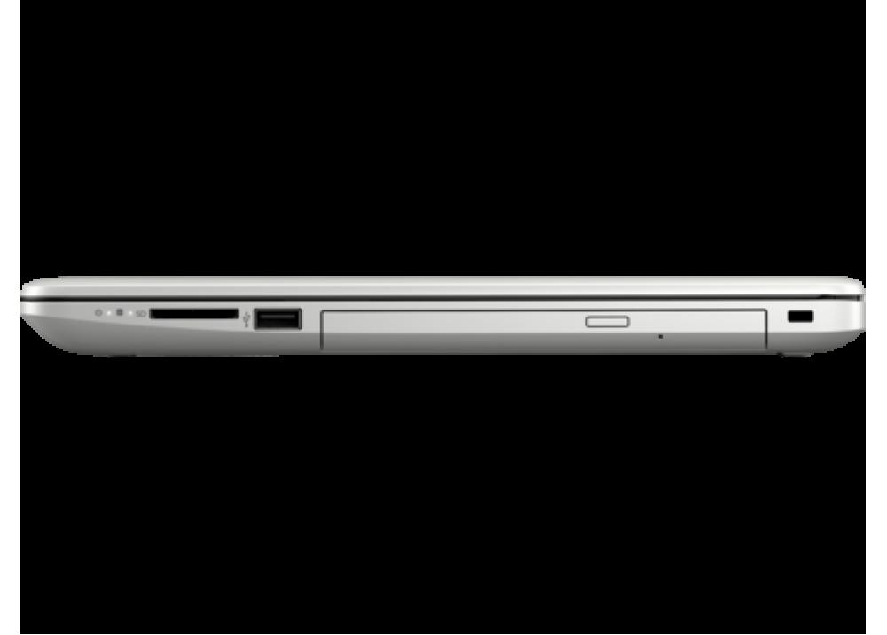 """HP 15 DA0019NIA I7-8550U 8GB 1TB 2D VGA 15.6"""" SILVER"""
