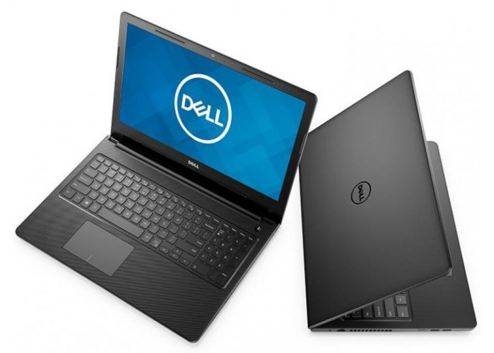 "DELL LAPTOP INS-3567 I3-7020U 4GB 1TB 15.6"" HD BLACK"