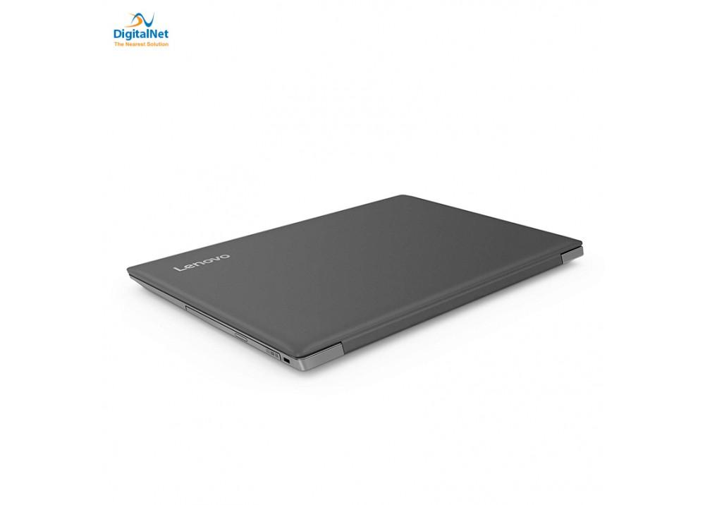"LENOVO LAPTOP IP330 CELERON 3867U 4GB 1TB 15.6"" HD BLACK"