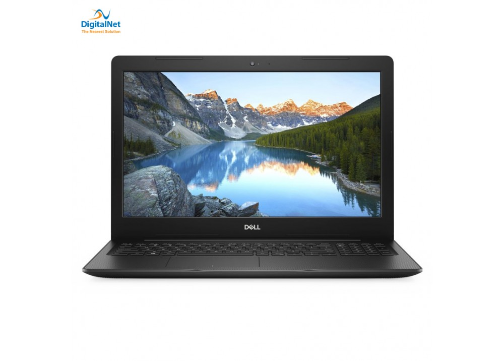 "DELL INSPIRON 3582 CELERON N4000 4 GB 500 GB 15.6"" BLACK"