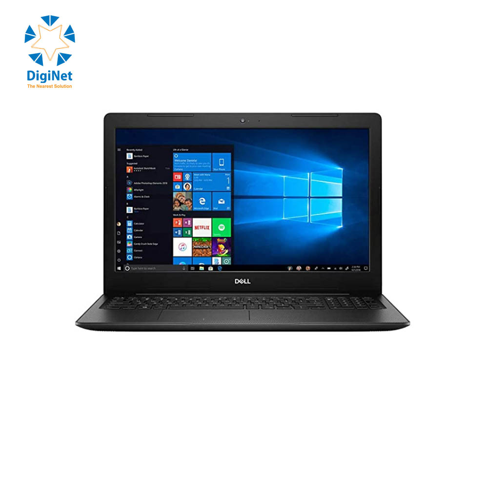 "DELL LAPTOP  INSPIRON 3593 i5-1035G1 4GB 1TB 2G-MX230 15.6"" BLACK"