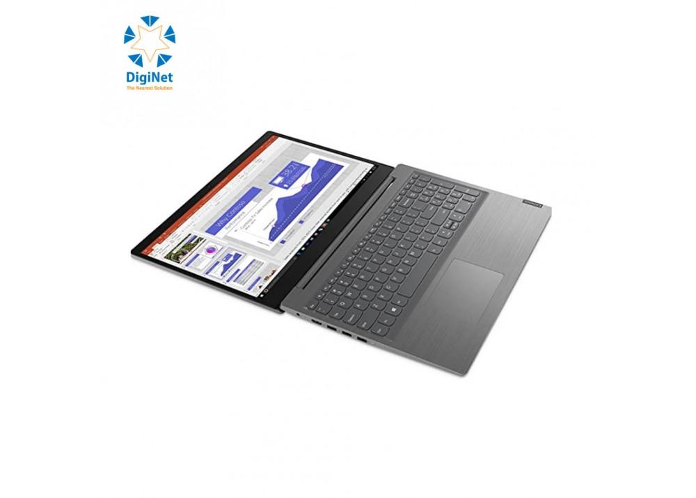 """LENOVO V SLIM 15  i5-8265U 4GB 1TB 2G-MX11015.6"""" IRON GRAY"""