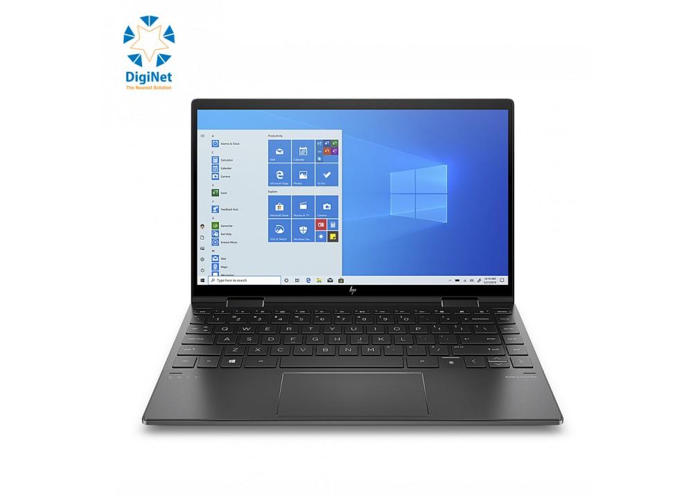 "HP LAPTOP ENVY 13 X360 RYZEN 7-4700U 8GB 512SSD 13.3""T W10 BLACK"