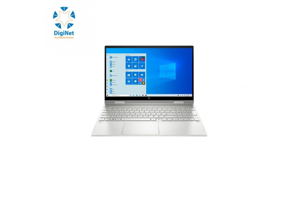 "HP LAPTOP ENVY 15 x360 i7-1050U 16GB 512SSD 4-MX330 15.6""T W10 SILVER"