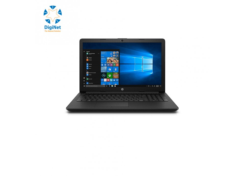 "HP LAPTOP 15-DA-2189NIA I5-10210U 8GB 1T 4-MX130 15.6"" HD  JET BLACK"
