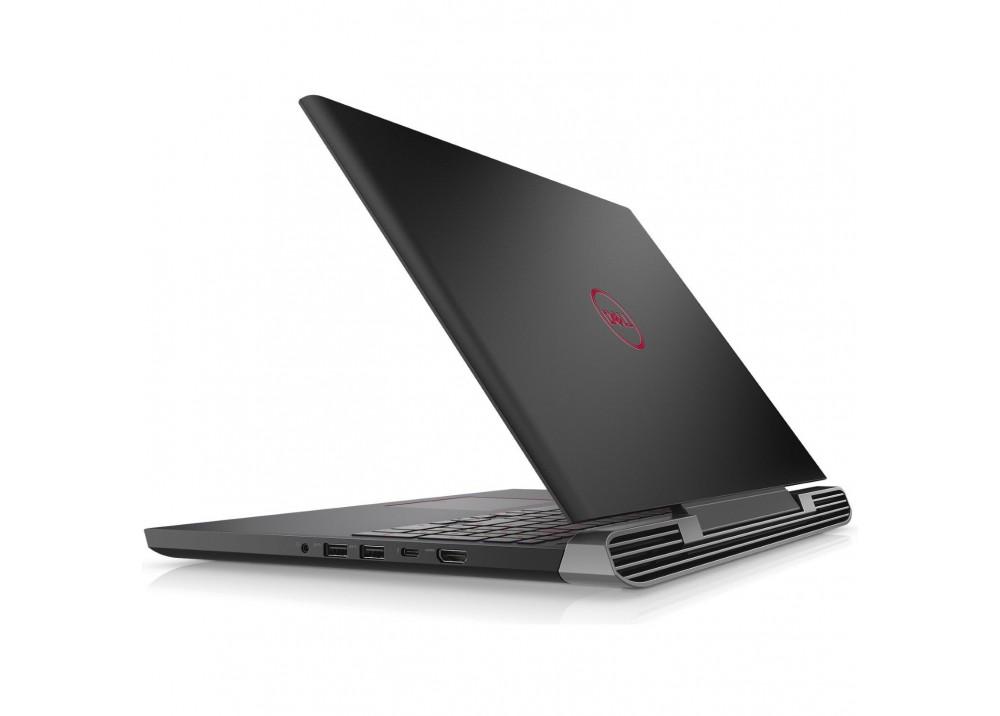 """DELL LAPTOP G5 5587 I7 8750H 16GB 1TB + 256GB SSD 4D VGA 15.6"""" FULL HD WIN10 BLACK"""