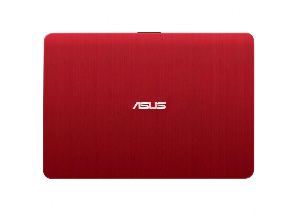 """ASUS LAPTOP VIVOBOOK X441UB I3-6006 4GB 1TB 14"""" RED WITH BAG"""
