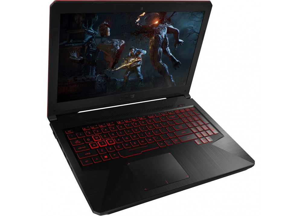 "ASUS GAMING LAPTOP TUF FX504GD I7-8750H 8GB 1TB 4D VGA 15.6"" FHD BLACK"