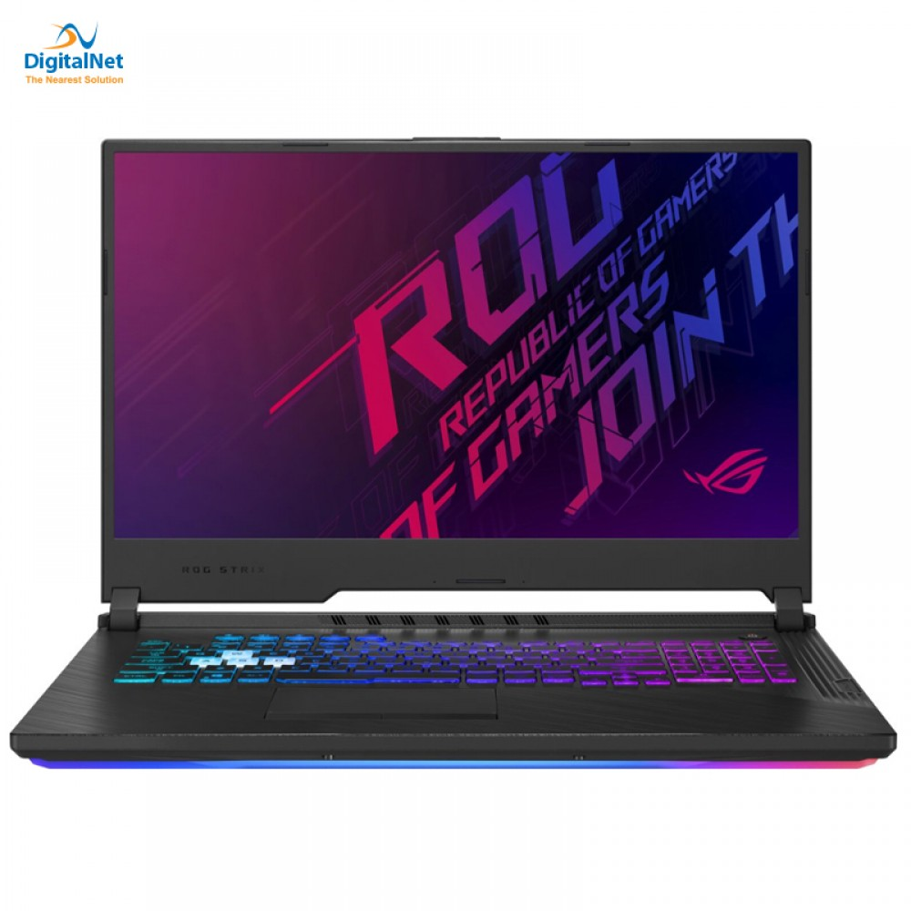 """ASUS GAMING LAPTOP ROG STRIX G G731GV i7-9750H 16 GB 1TB 512 SSD 17.3"""" BLACK WITH MOUSE AND BAG"""