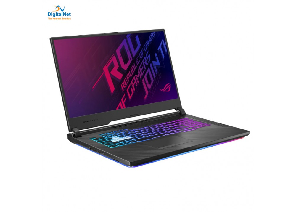 "ASUS GAMING LAPTOP ROG STRIX G G731GV i7-9750H 16 GB 1TB 512 SSD 17.3"" BLACK WITH MOUSE AND BAG"
