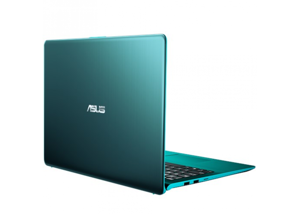 "ASUS VIVOBOOK S15-S530UF I7-8550 16GB 2TB 2D VGA 15.6"" WIN10 TURGUOISE"
