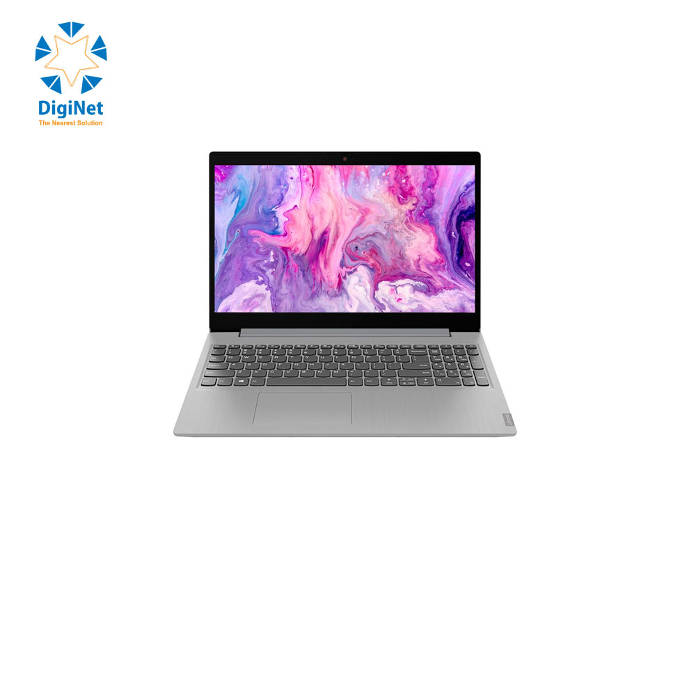 "LENOVO LAPTOP IDEAPAD  L3 i3-10110 4GB 1TB 15.6""HD PLATINIUM GRAY"