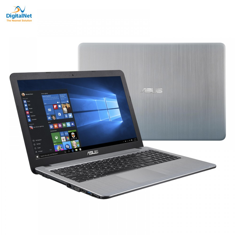 "ASUS LAPTOP VIVOBOOK F540UA I3-7020 4GB 1TB 15.6"" HD BLACK"