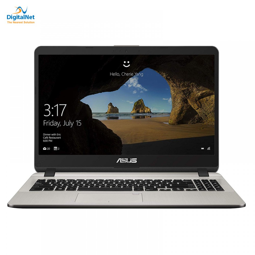 ASUS VIVOBOOK X507UA I3 7020U 4GB 1TB 128SSD GRAY